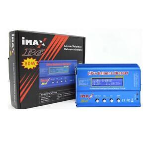 IMAX-B6-80W-Lipo-NiMH-batteries-Balance-Digital-Cargador-para-RC-Helicoptero