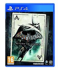 PS4 Batman Return To Arkham Nuevo Precintado Pal España