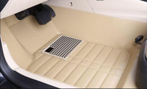 For Toyota Corolla 2007-2017 Floor Mats Liner All-Weather Waterproof cat Mats