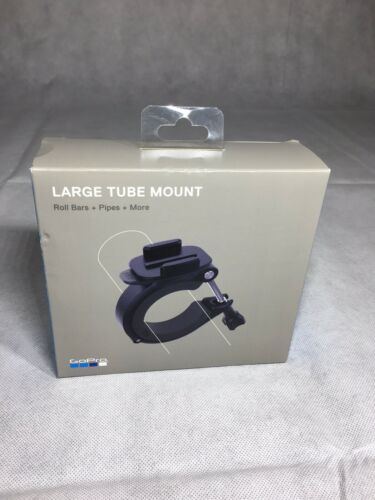 More Fits all GoPro Cameras GoPro LARGE TUBE MOUNT Roll Bars pipes