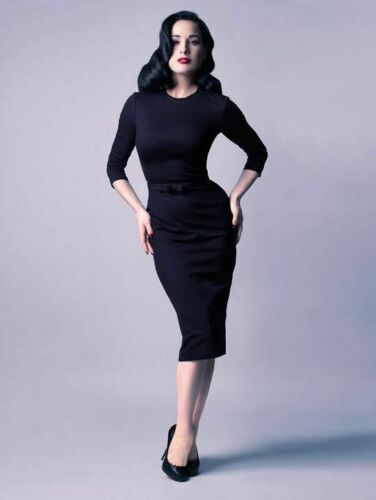 Dita Von Teese with Tatyana - The Second Look dres