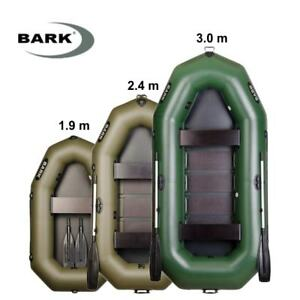 BARK B-190...B-300 1.9-3.0m Bateau pneumatique Annexes gonflables Pêche Barques