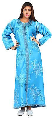 Wedding Gown Caftan Kaftan DressTackchita Abaya Moroccan Middle East Takchita