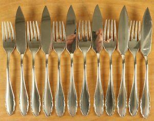 Fischbesteck-WMF-Modell-2200-Silber-90er-Auflage-fur-6-Personen-12-Teile