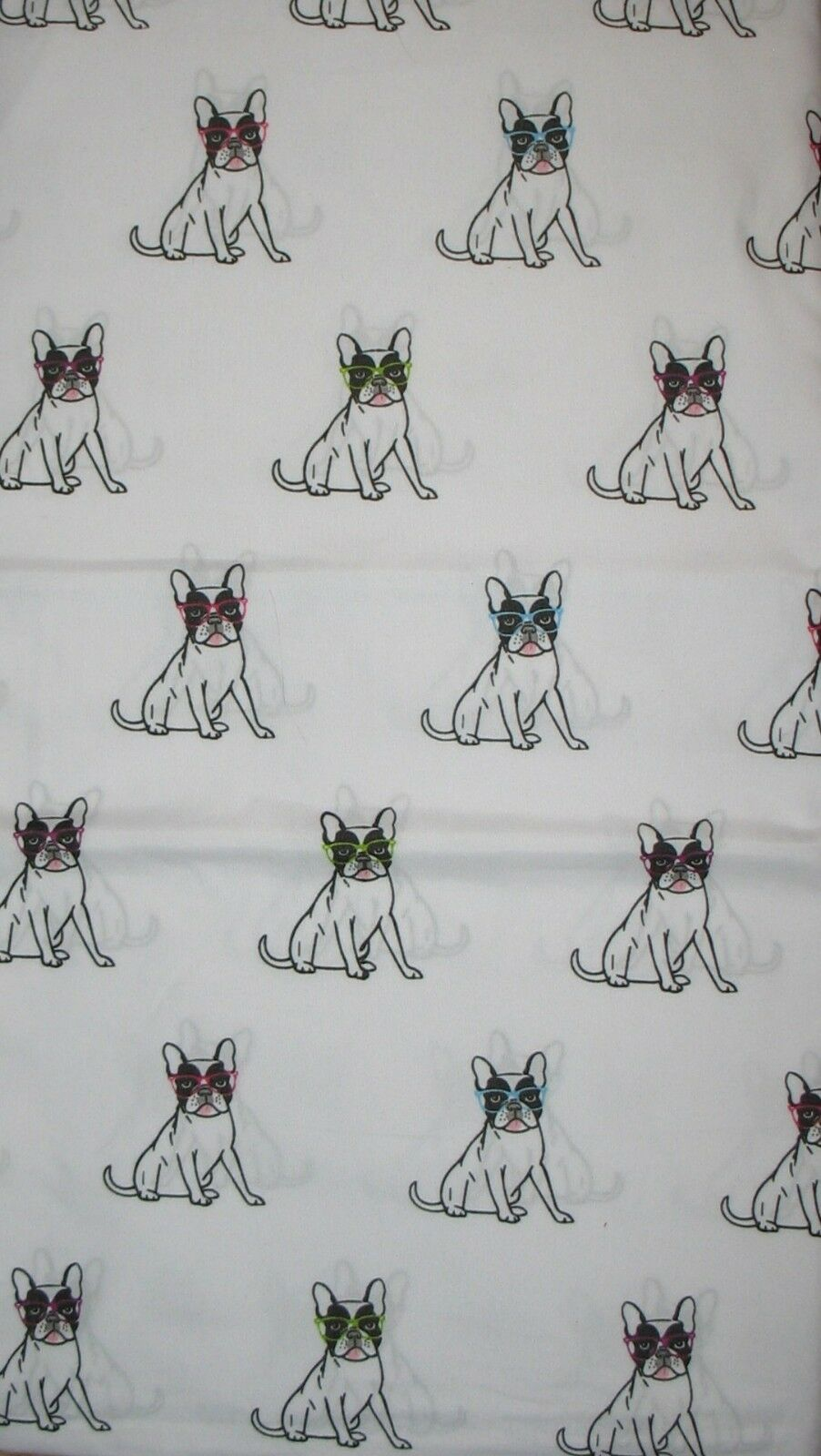 WHIMSICAL - 4 PIECE BED SHEET SET - SOFT 100% POLYESTER -   DOGS