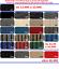 4 Block Compatibili con Originali! TAPPETI MG ZR SU MISURA RICAMO ZR bianco