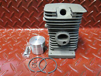 Stihl Chainsaw 37mm Piston And Cylinder Assembly Suit 017 Ms170