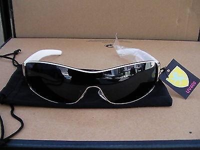 Kleidung & Accessoires Herren-accessoires Dynamisch Khan Sonnenbrille Gewickelt Schild Aviator 2 Farben Farbe Neuer Stil Sport