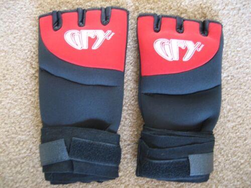 GFY GEL Shock Hand Wraps MMA Boxing Quick Wrap XL Handwraps