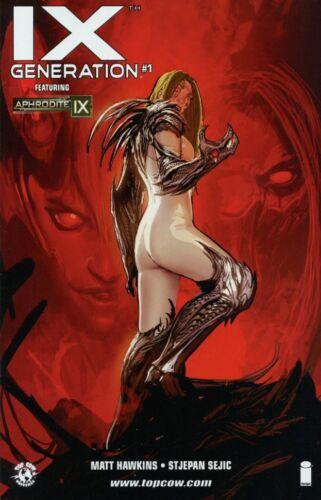 IXth Generation #1 Comic Book 2015 Top Cow Image IX
