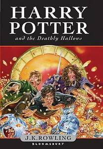 Harry-Potter-and-the-Deathly-Hallows-Book-7-Children-039-s-Edition-By-J-K-Row