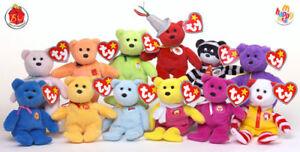 b93e2c8412e MIP McDonald s 2004 TEENIE BEANIE BABIES Baby BEAN Bag Plush TBB Toy ...