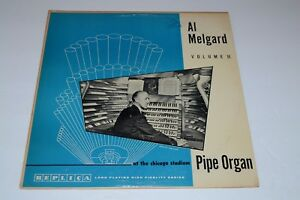 Al-Melgard-At-The-Chicago-Stadium-Pipe-Organ-Volume-II-FAST-SHIPPING