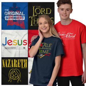 Christian-Tees-Shirt-Graphic-Religious-T-Shirt-For-Mens-Womens-Religion-Tshirts