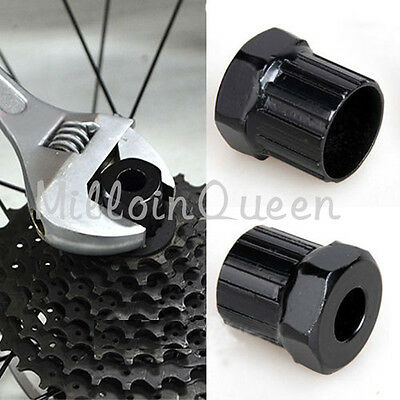 New Bicycle Cassette Flywheel Freewheel Lock ring Removal Repair Tool Shimano