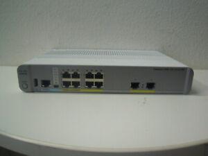 Cisco-WS-C3560CX-8PT-S-8-Port-GiG-POE-Switch-Latest-IOS-15-2-7-E-1-Year-Wnty
