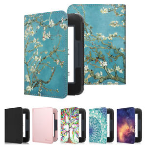 For-Nook-GlowLight-3-BNRV520-Case-Slim-Fit-Premium-Leather-Folio-Stand-Cover