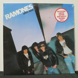 RAMONES-039-Leave-Home-039-Limited-Edition-Colour-Vinyl-LP-NEW-amp-SEALED