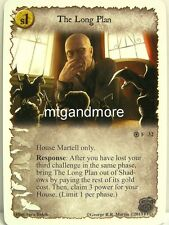 A Game of Thrones LCG - 1x The Long Plan  #032 - Fire and Ice