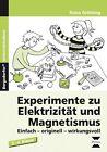Experimente zu Elektrizität und Magnetismus von Ilona Gröning (2015, Geheftet)