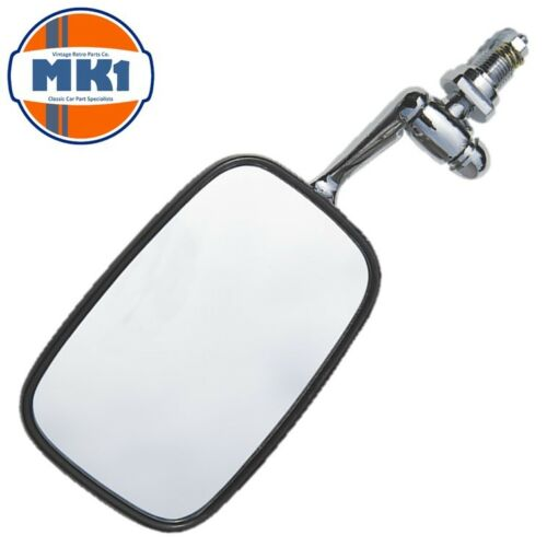 Volkswagen Beetle Stainless Steel /& Chrome Door Mirror Right Hand With Seal