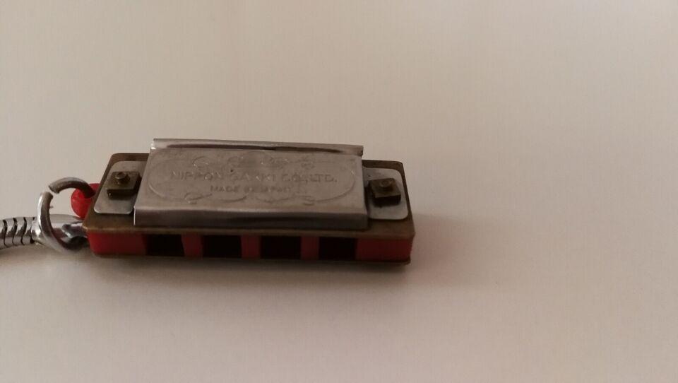 Nøgleringe, Mundharmonika miniature nøglering