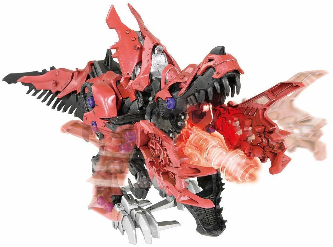 ZOIDS WILD ZW12  Death Rex japan
