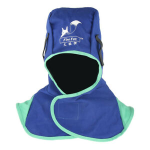 Pack of 4 Safey Welding Helmet Welder Neck Hood Flame Retardant Head Cap Cover