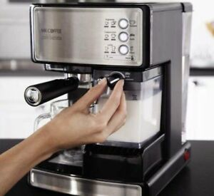 Image Is Loading Mr Coffee Cafe Barista Espresso Cuccino Maker Automatic