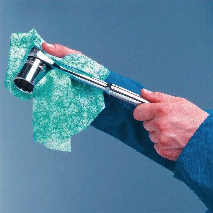 Kimberly Clark Wypall 7775 Wischtücher Reinigungstücher 1-lagig 90 Tücher Eimer