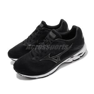 Mizuno-Wave-Rider-23-SW-Black-White-Men-Running-Shoes-Sneakers-J1GC1904-09
