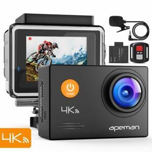 Professional-Action-Camera-4K-WiFi-16MP-Waterproof-Sport-Underwater-Cam