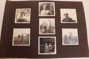 Lot-original-Fotos-WWI-1-Wk-Offiziere-Rotes-Kreuz-Kavallerie-Pferde-Kutsche