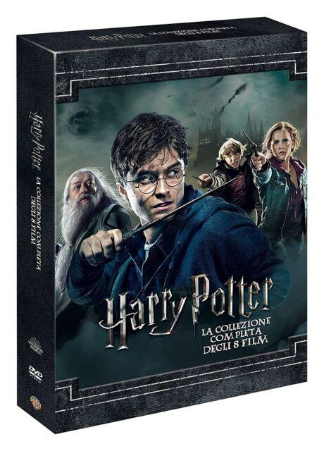 HARRY POTTER - LA COLLEZIONE COMPLETA (8 DVD) COFANETTO