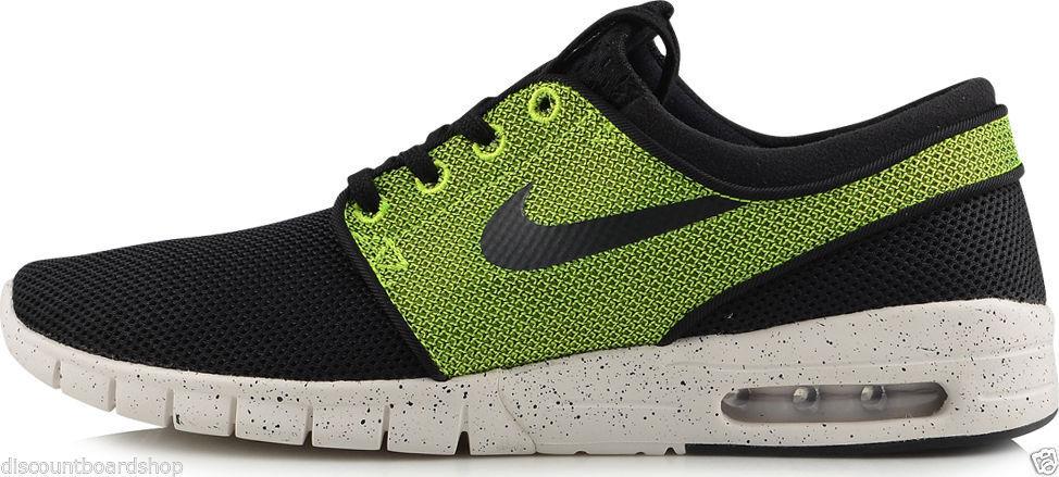 Nike STEFAN JANOSKI MAX noir noir Volt Ivory Discounted (433) homme chaussures