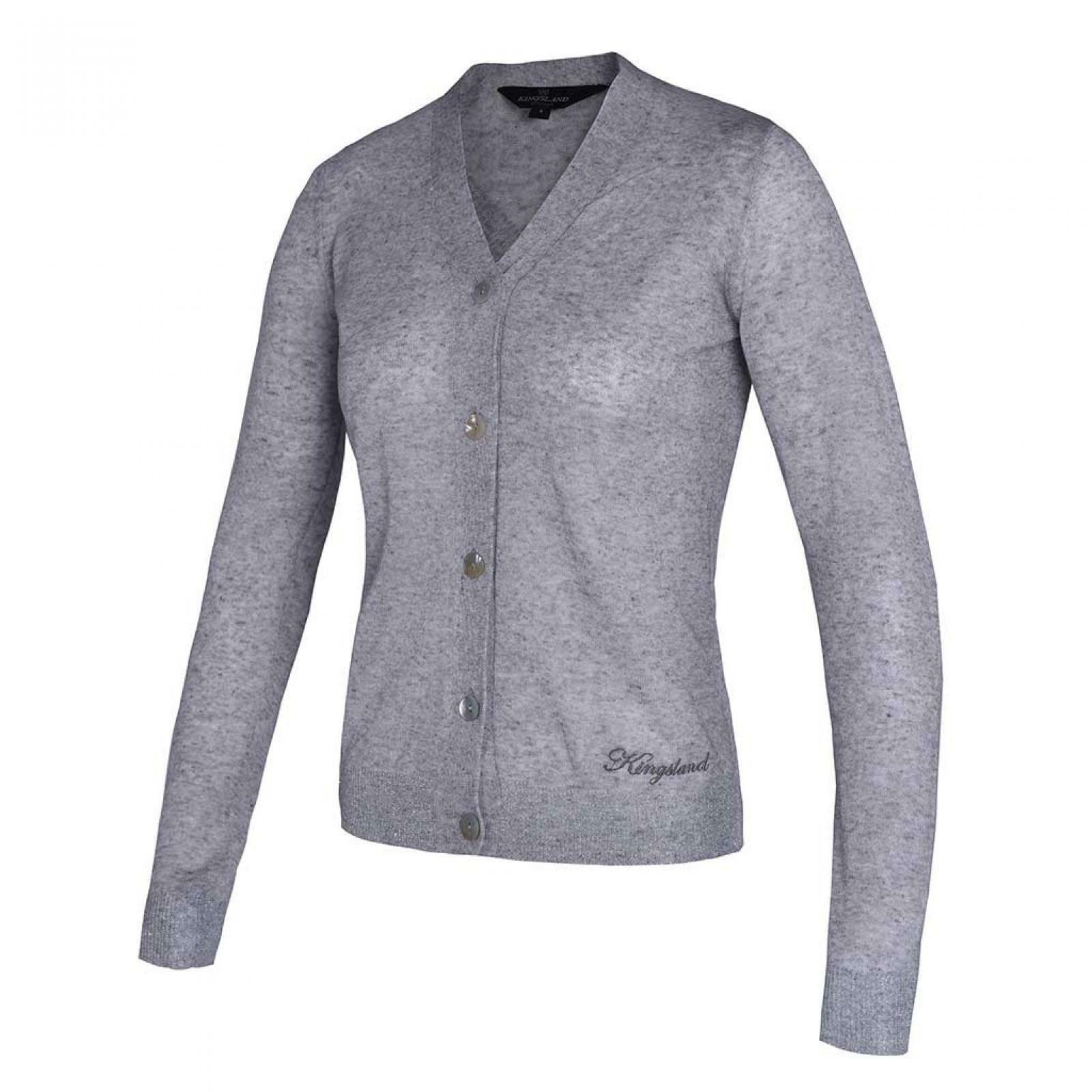 Kingsland Posadas Knitted Cardigan l.gris S19 Dressage