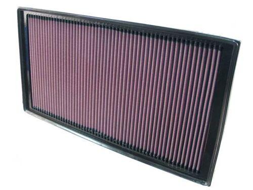 Luftfilter Sportfilter Tauschfilter K/&N Filter für Mercedes-Benz Viano Bj.9//03