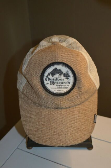 21f35a9a Outdoor Research Big Rig Trucker Straw Hat One Size | eBay