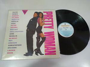 Pretty-Woman-Soundtrack-David-Bowie-Roxette-1990-LP-Vinilo-12-034-VG-VG