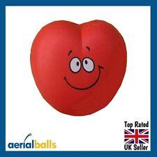 Love Heart Smiley Car Aerial Ball Antenna Topper