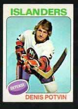 1974 - 1975 Topps Hockey Set DENIS POTVIN Card #275