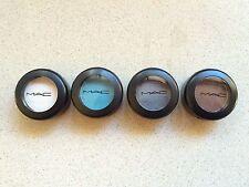 MAC Eyeshadow Powder Make Up Cosmetics NEW 4 Bulk M.A.C Lot Eye