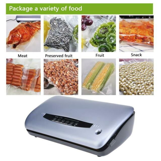Commercial Food Saver Vacuum Sealer Machine Sealing System Preservation Storage