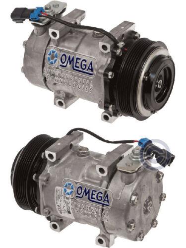 Kenworth Peterbilt F69-6003-122 NEW Sanden OEM A//C AC Compressor 4079 4376