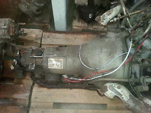 Automatikgetriebe-Mercedes-W126-W107-722355-169000-km