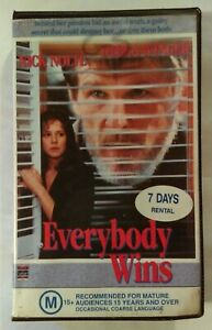 Everybody-Wins-VHS-1990-Thriller-Karel-Reisz-Nick-Nolte-Columbia-TriStar-Large