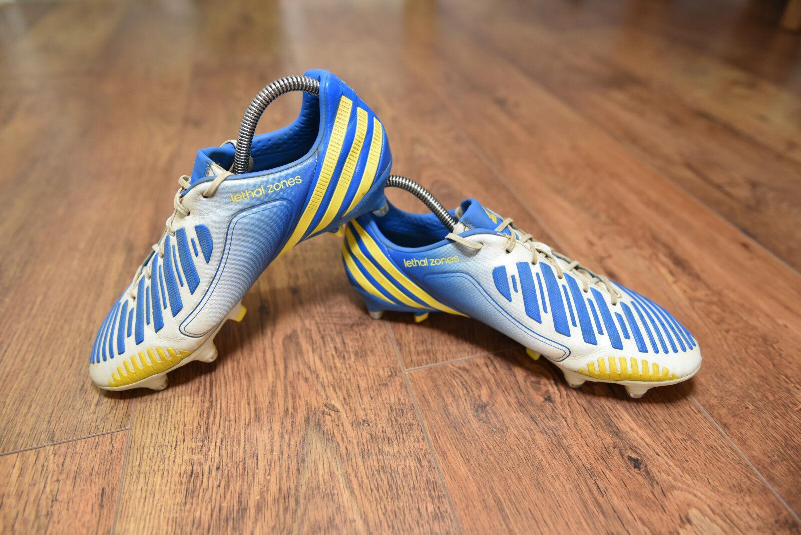 Adidas Predator Lethal Zones SG Football Boots Extralight LZ