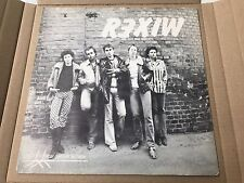 """WIXER - REXIW - NO MORE ROCK N ROLL 7"""" SINGLE GERMANY IRON CURTAIN 80 PUNK"""