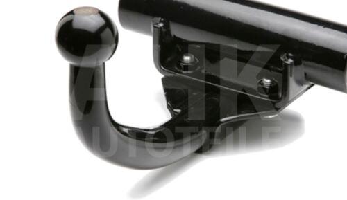 Anhängerkupplung starr+ES 13p uni AHK Für Opel Corsa C 3//5-Tür 00-06 Kpl