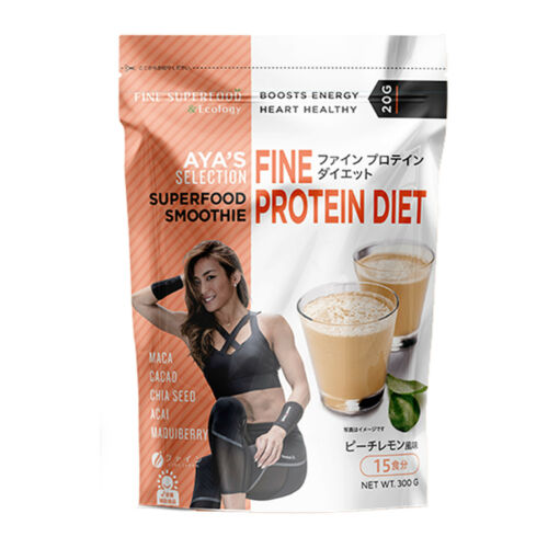 Fine Protein Diet AYA'S Selection Box Set FINE JAPAN 300 g x 12 Packages